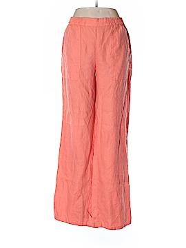 Andrea Jovine Linen Pants Size S