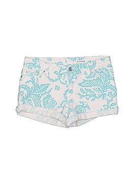 Club Monaco Denim Shorts Size 0