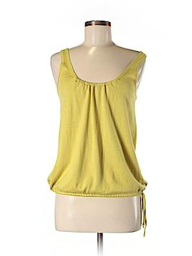 Twin-Set Simona Barbieri Sleeveless Silk Top Size S