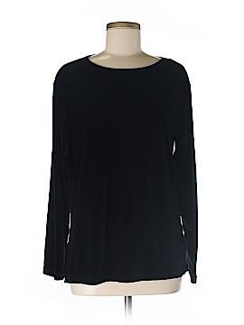California Krush Long Sleeve Blouse Size M