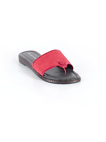 Donald J Pliner Flip Flops Size 7 1/2