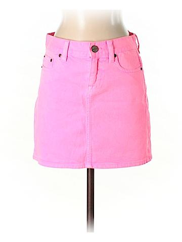 J. Crew Denim Skirt 25 Waist