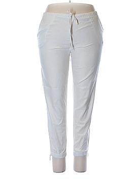 Max Studio Linen Pants Size L