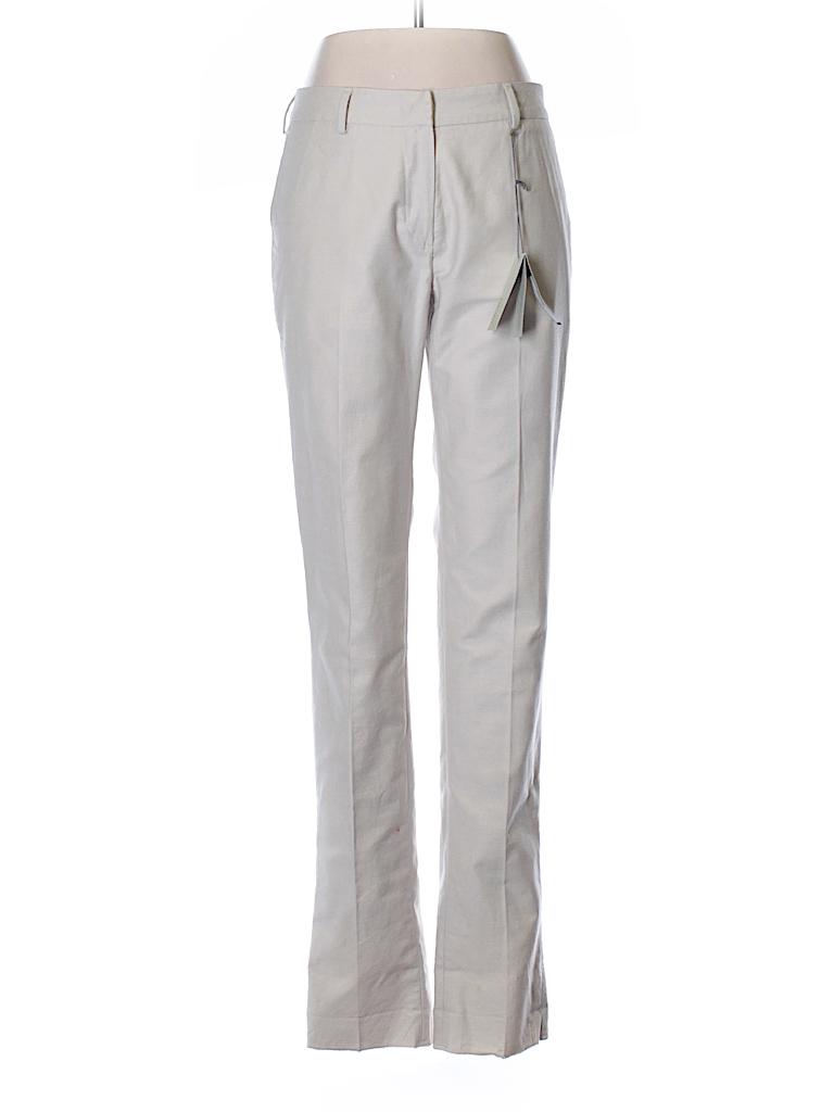 Boglioli Women Dress Pants Size 44 (IT)