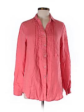 Malvin Long Sleeve Button-Down Shirt Size S