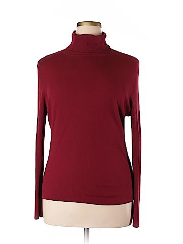 Doncaster Turtleneck Sweater Size XL