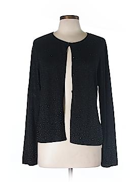 Emma Jane Silk Cardigan Size L