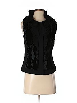 Alfani Faux Fur Vest Size P (Petite)