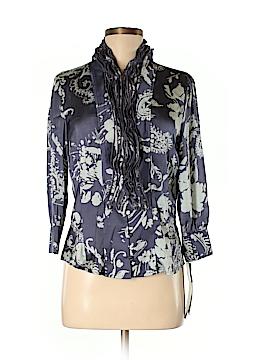 Lapis 3/4 Sleeve Blouse Size M