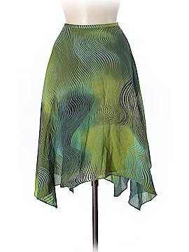 Josephine Chaus Silk Skirt Size 8