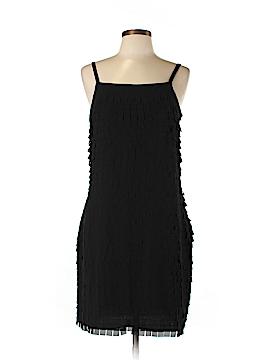 Black Saks Fifth Avenue Cocktail Dress Size L