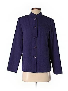 Draper's & Damon's Long Sleeve Button-Down Shirt Size M