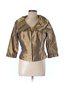 Marisa Baratelli Silk Blazer Size 10