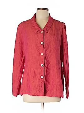 Orvis Long Sleeve Button-Down Shirt Size L
