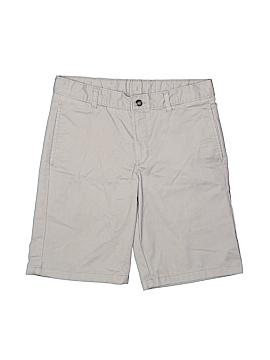 Chaps Khaki Shorts Size 12 (Husky)