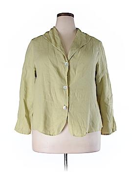 Bryn WALKER Long Sleeve Button-Down Shirt Size L