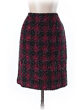 Dana Buchman Wool Skirt Size 14 (Petite)
