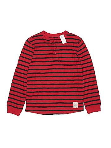 Gap Kids Long Sleeve Henley Size 10