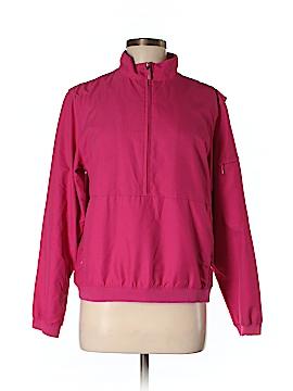Liz Claiborne Golf Track Jacket Size M