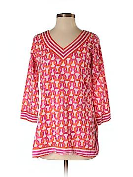 Gretchen Scott Designs Long Sleeve Blouse Size XS