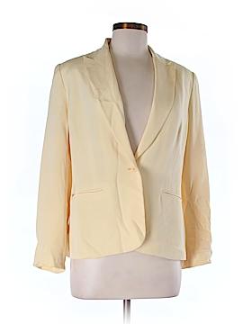 Charter Club Silk Blazer Size 8 (Petite)