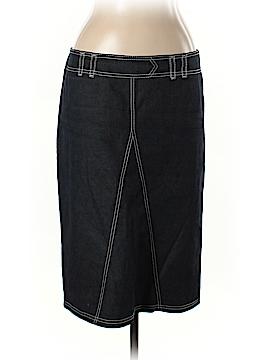 Philosophy di Alberta Ferretti Denim Skirt Size 10
