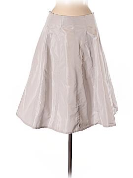 Gianfranco Ferre Silk Skirt Size 44 (IT)