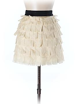 J. Crew Collection Silk Skirt Size 00