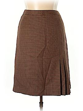 Harve Benard by Benard Haltzman Wool Skirt Size 14