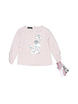 Kate Mack Long Sleeve T-Shirt Size 24 mo