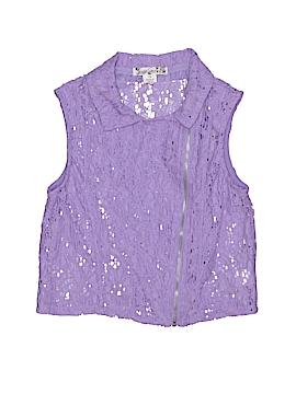 Knit Works Sleeveless Blouse Size 14