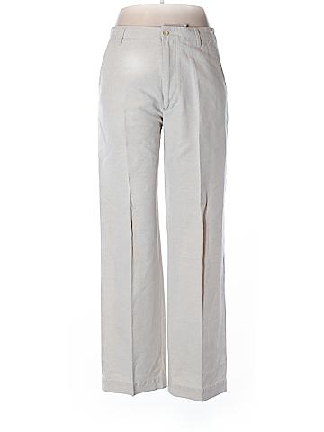 Banana Republic Linen Pants 34 Waist