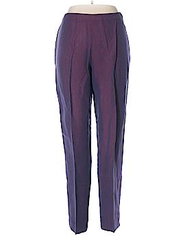 Andrea Behar Linen Pants Size 12