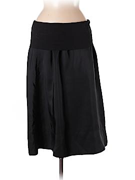 PureDKNY Silk Skirt Size 6