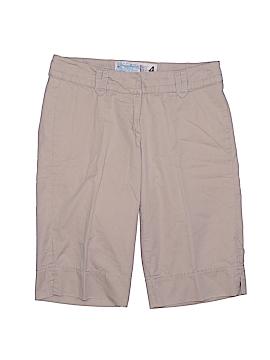 Creme Fraiche Khaki Shorts Size 4
