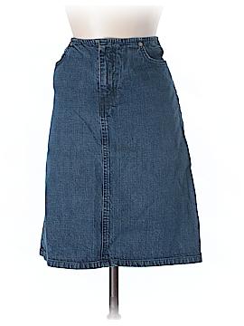 DKNY Denim Skirt Size 5