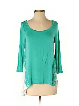 Ezra 3/4 Sleeve Top Size S