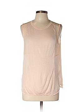 Vince. Sleeveless Silk Top Size L