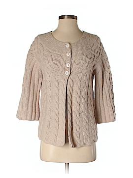 Relais Wool Cardigan Size S
