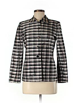 Kasper A.S.L. Silk Blazer Size 4 (Petite)