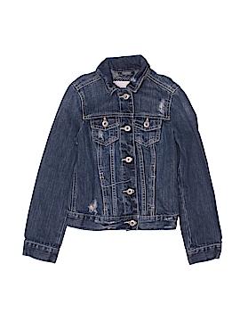 Abercrombie Denim Jacket Size S (Kids)