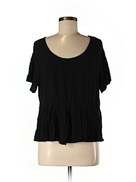 Bella Luxx Short Sleeve Blouse Size M