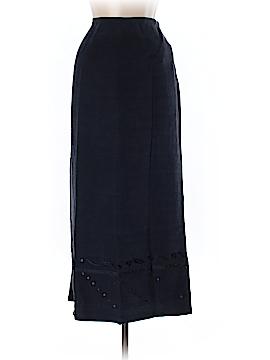 Susan Bristol Silk Skirt Size 4