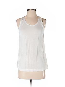 Brochu Walker Sleeveless Silk Top Size P