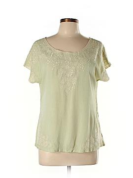 Mi ami Short Sleeve Blouse Size L