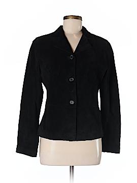 Brandon Thomas Leather Jacket Size 8