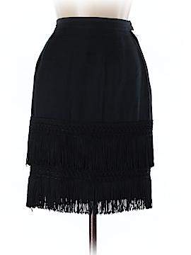 Albert Nipon Silk Skirt Size 6
