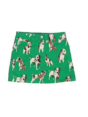 Mini Boden Denim Skirt Size 7 - 8