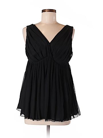 Express Sleeveless Silk Top Size M