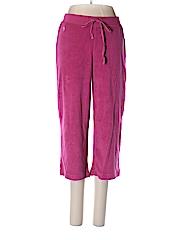Ralph Lauren Women Velour Pants Size S